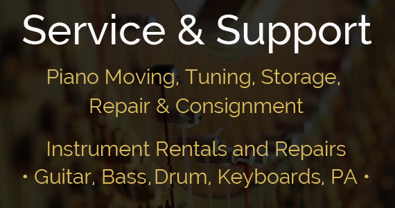 Falcetti Music Services - instrument repair